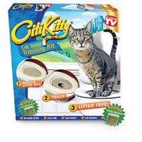 Система приучения кошек и котов к унитазу Citi Kitty cat