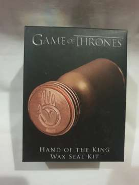 Game of thrones wax seal kit