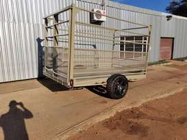 Cattle and goat trailer for sale