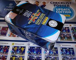 Puszka kolekcjonerska Champions League 2012/2013