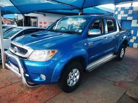 2005 Toyota Hiluxe 30 d4d DC