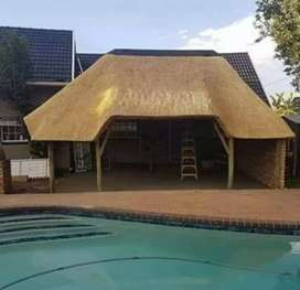 Thatch roofs and lapas repairs