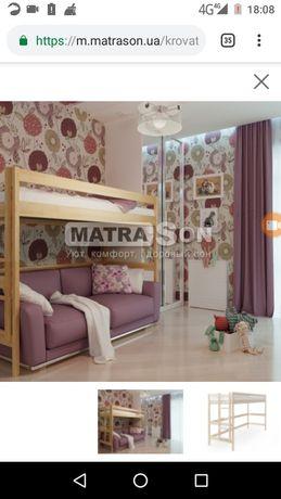 Кровать чердак Великодолинское - изображение 3