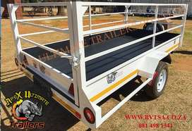 New 3 meter Utility Trailers
