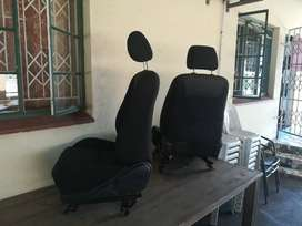Toyota verso 2006 front seats