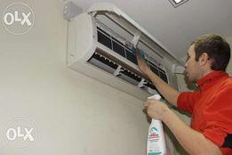 Акция.Сервис кондиционеров (чистка, заправка, ремонт) от 230 грн.