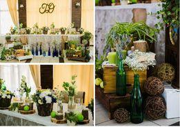 Свадьба в стиле Botanic ( ботаник), эко-стиль, рустик, оформление