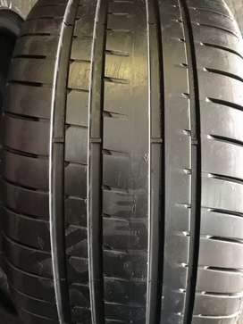 Two back tyres for BMW size 275/30/20 Goodyear run flat now available
