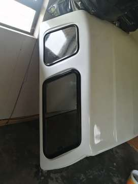 Ford Ranger doublecap canopy