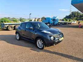 2012 NISSAN JUKE 1.6 ACENTA - EXCELLENT CONDITION