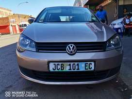 2018 VW POLO VIVO COMFORTLINE WITH SERVICE BOOK
