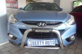 2014 Absa Bank Repo Hyundai ix35 2.0 Executive 93,000km LIBERTY AUTO