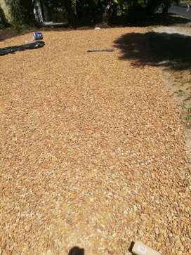 we do paving and artificial grass and garden stones