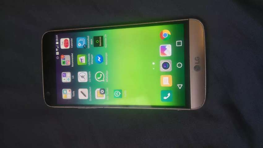 Lg g5 32gig finger print very good condition 0
