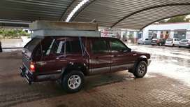 4x4 Ford C hi rider 2.5 WLT swap for why