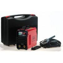 Spawarka inwertorowa Ideal Praktik 220 elektrodowa walizka od ręki