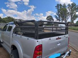 Cattle rails for TOYOTA HILUX D/C - R6000