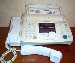 KX-FP88RS - Факс Panasonic на обычной бумаге