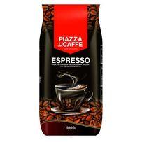 Акция! Кофе Piazza del Caffe Espresso кава в зернах 1кг.