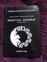 Genetyka Zwierząt - ZUT Szczecin