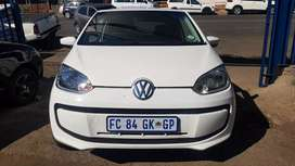 Vw polo UP coupe 1.0 spare key and service book
