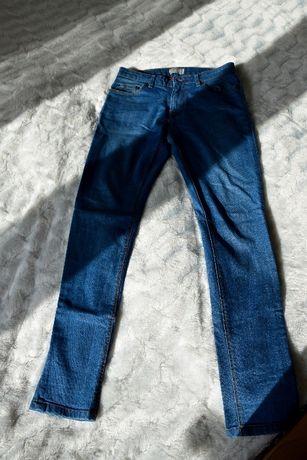 spodnie jeansowe PULL&BEAR męskie Bojano - image 1
