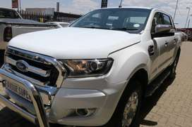 2018 FORD RANGER 3.2 TDCI DOUBLECAB XLT AUTOMATIC  DIESEL