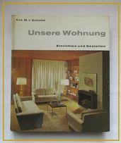 Katalog Unsere Wohnung Einrichten und Gestalten/design,wnętrze,meble