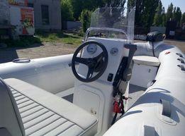 Консоль рулевая на RIB,лодку,катер