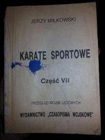 Książka karate