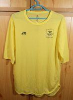 H&M HM Olimpijska koszulka Szwecji QuickDry M