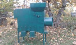 Аэродинамический сепаратор зерна