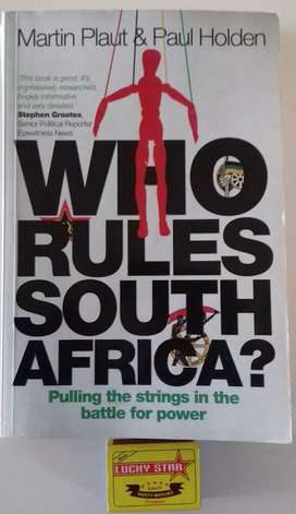 Who Rules South Africa?