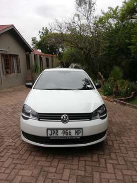 White VW Polo vivo, 1.4, hatchback, 2017 model, low mileage