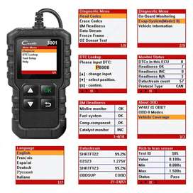 Launch Creader CR-3001 Colour LCD OBDII Scanner799