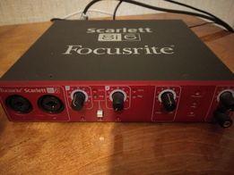 Звуковая карта Focusrite Scarlett 8i6
