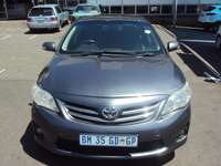 Image of 2012 Toyota Corolla 1.6 Sprinter For R140000