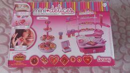 Mini delices набор для приготовления кексов канапок міні кухня