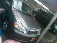 Image of clean and very neat toyota corolla available in a good shape for sale
