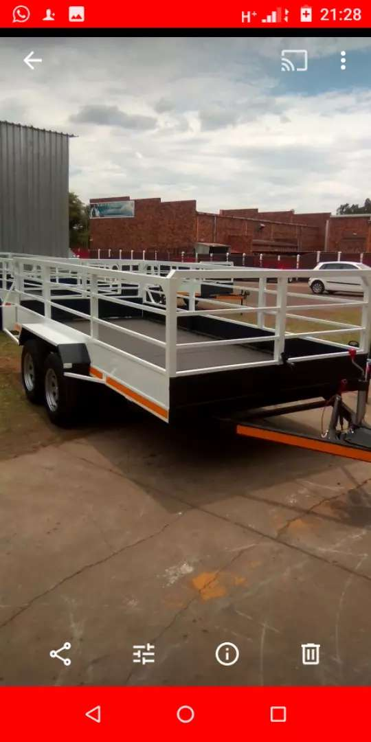 All Types of Trailers 0