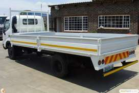 Transport in all trucks for hire