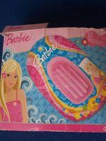 Ponton Barbie Mattel dla małej księżniczki