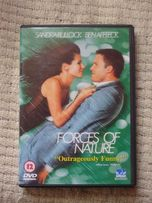 Forces of Nature DVD - Sandra Bullock