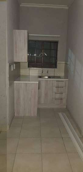 One Bedroom Apartment Available To Rent in Ntokozweni East.