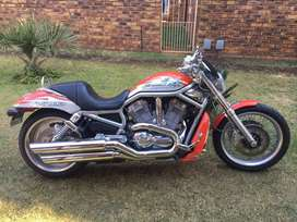 Harley Davidson Screamin Eagle limited edition VRSCX