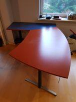Super biurko modułowe biurowe duże narożnikowe prawe / lewe