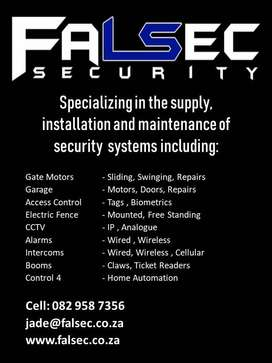 Looking for Senior/Experienced Security Technician/ Installer