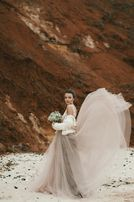 Платье на выпускной , фотосессию , свадебное , для беременных