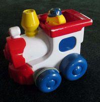lokomotywa z napędem