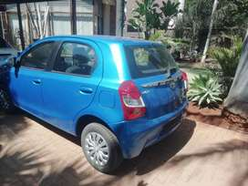 Toyota Etios 2016, Kilos 23000 For Sale, Very Good Condition Service